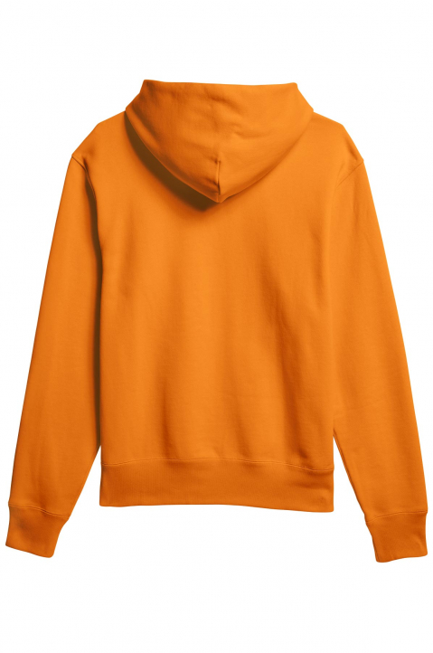 ADIDAS X PHARRELL WILLIAMS Human Race Premium Basics Orange Hoodie 1