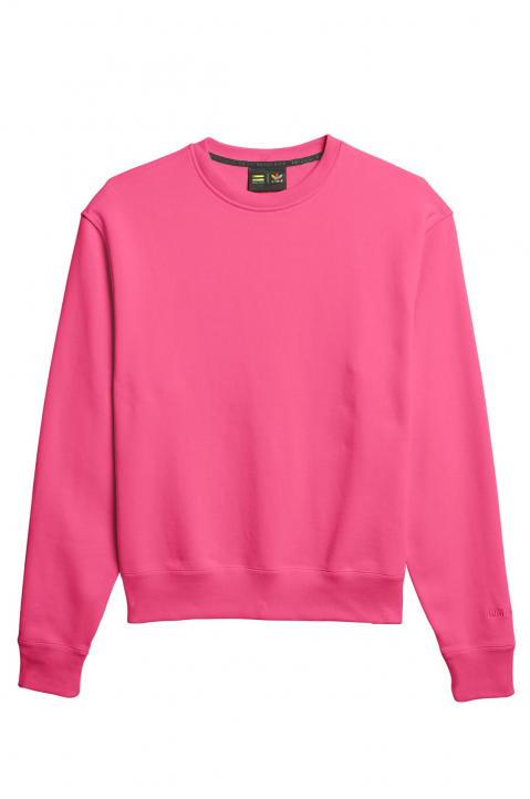 ADIDAS X PHARRELL WILLIAMS Human Race Premium Basics Pink Sweatshirt 0