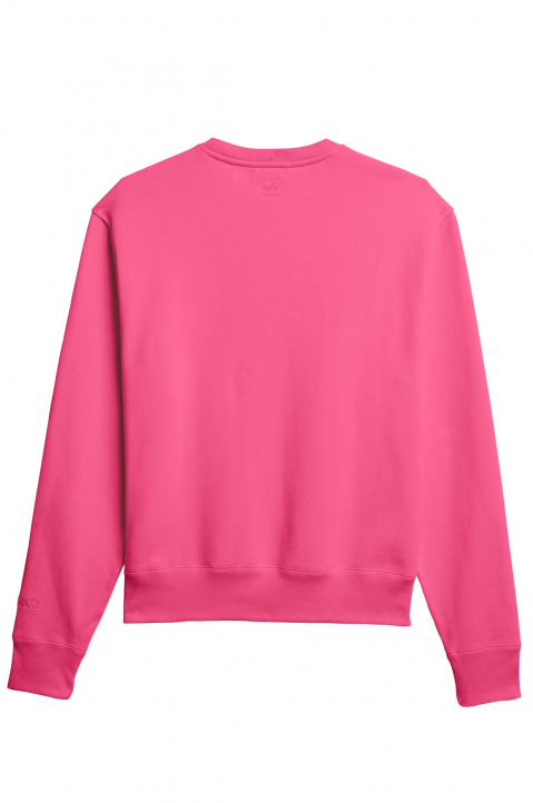 ADIDAS X PHARRELL WILLIAMS Human Race Premium Basics Pink Sweatshirt 1