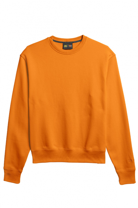 ADIDAS X PHARRELL WILLIAMS Human Race Premium Basics Orange Sweatshirt 0
