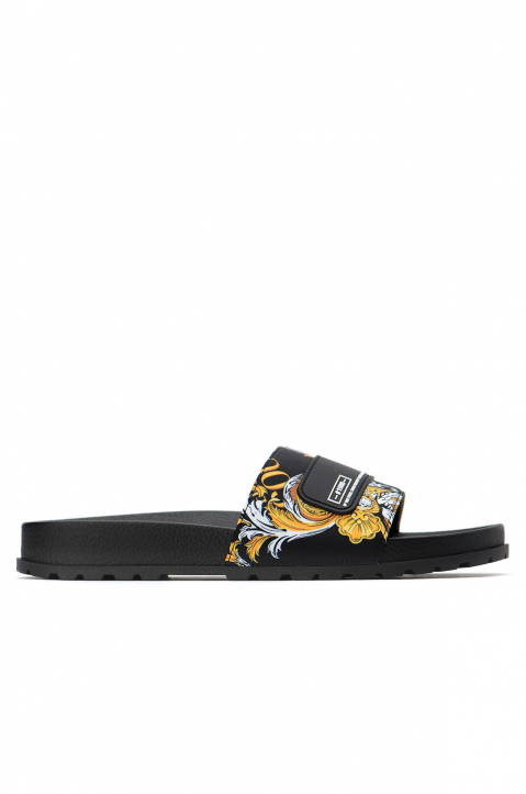 VERSACE JEANS COUTURE Baroque Slides 0