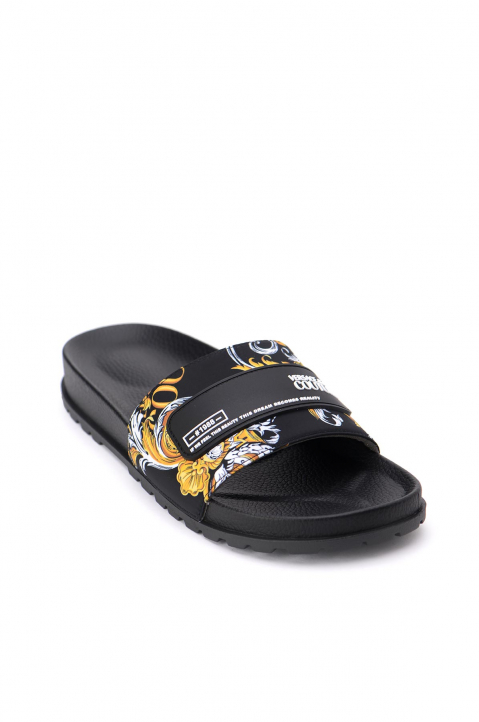 VERSACE JEANS COUTURE Baroque Slides 1
