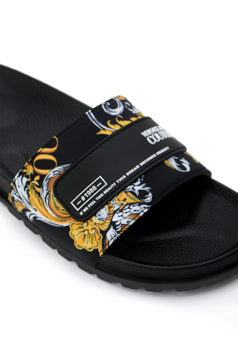 VERSACE JEANS COUTURE Baroque Slides 2