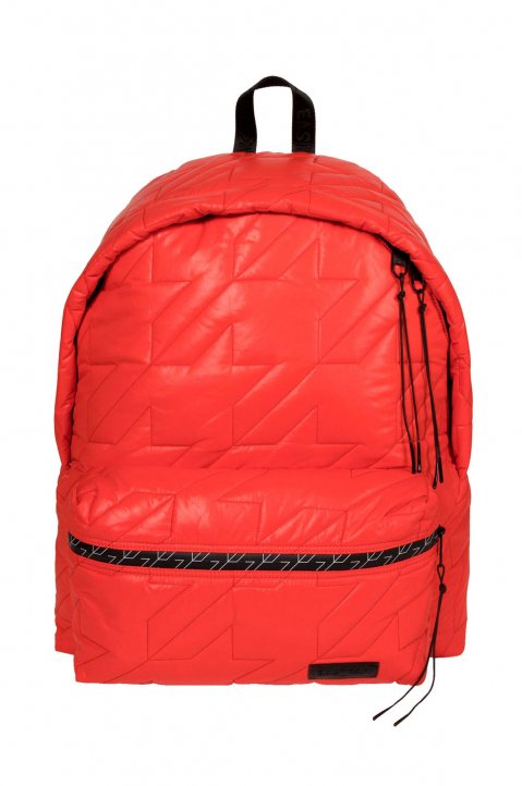 EASTPAK Puffa Padded Puffa Red Backpack  0