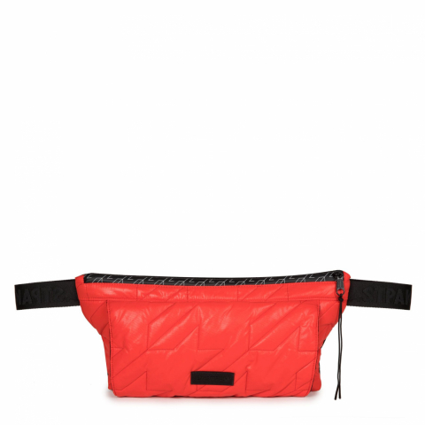 EASTPAK Puffa Red Waist Bag  0
