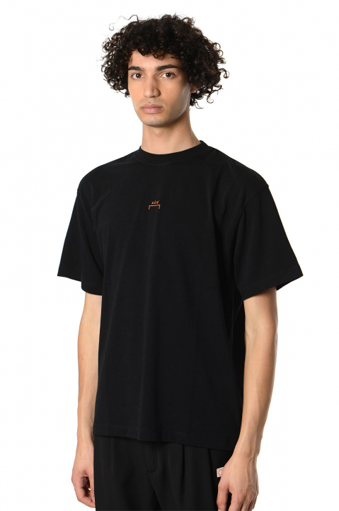 A-CPLD-WALL* Erosion Black Tee 0