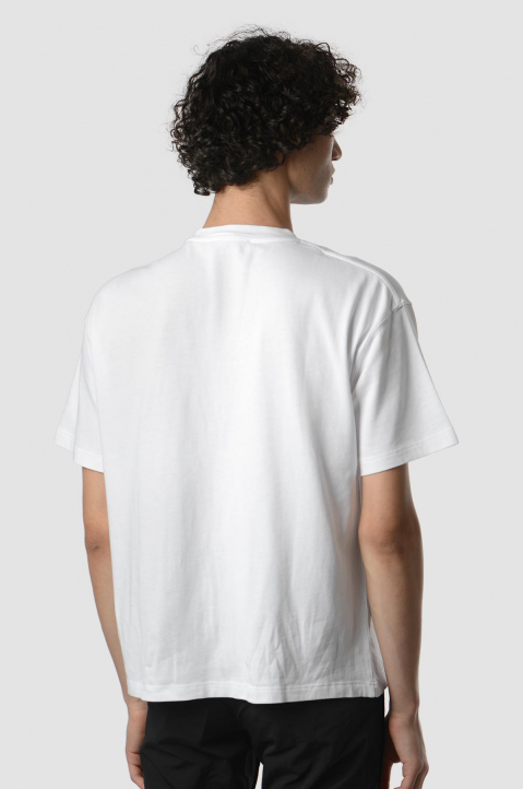 A-COLD-WALL* Classic Logo White Tee 1