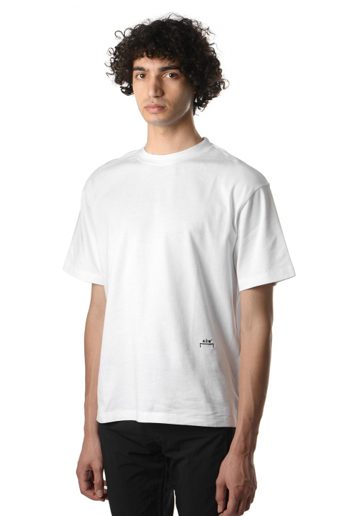 A-COLD-WALL* Classic Logo White Tee 0