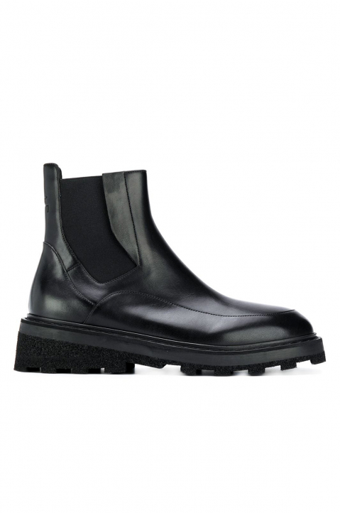A-COLD-WALL* Tacit Leather Boots 0