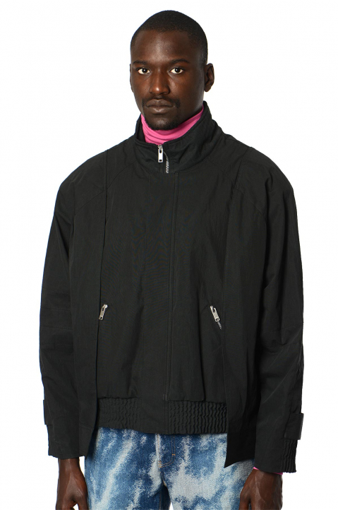 AMBUSH Layers Biker Bomber Jacket 0