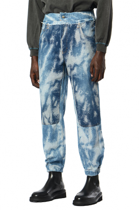 AMBUSH Denim Hybrid Trousers  0