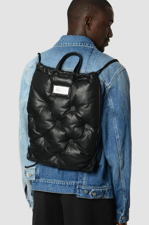 MAISON MARGIELA Glam Slam Drawstring Backpack 4
