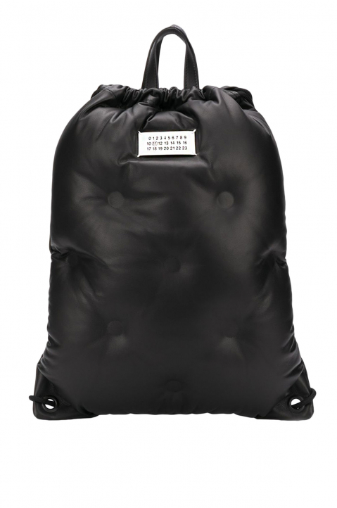 MAISON MARGIELA Glam Slam Drawstring Backpack 0