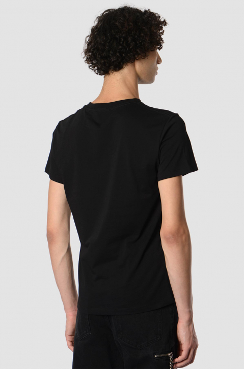 RAF SIMONS Solar Youth Black Tee 1