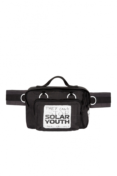 RAF SIMONS X EASTPAK RS Waist Bag Loop  0