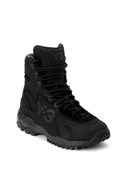 Y-3 Notoma Boots 1