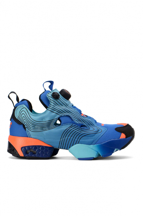 REEBOK X CHROMAT Instapump Fury Vector Blue Sneakers 0
