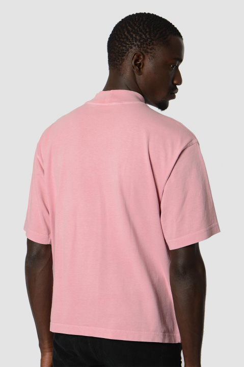 PALM ANGEL Exotic Club Box Pink Tee 1