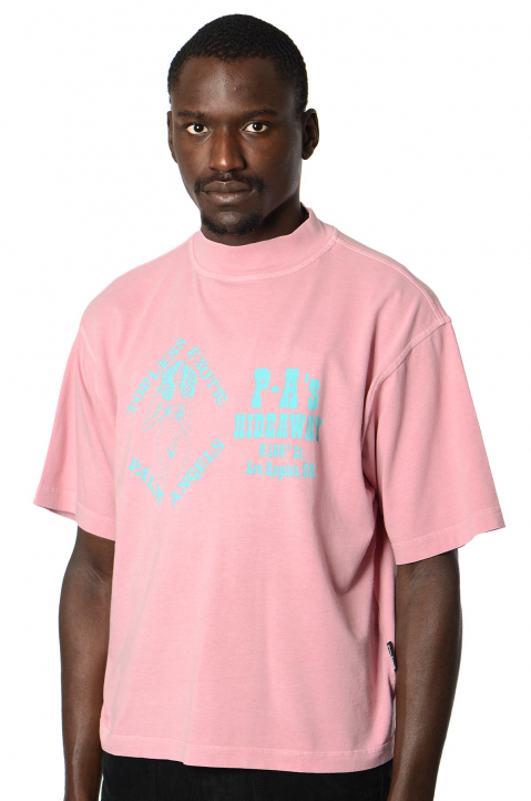 PALM ANGEL Exotic Club Box Pink Tee 0