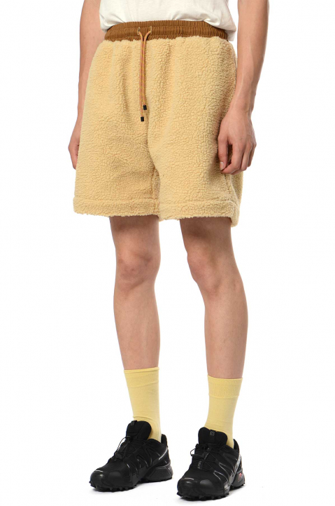 DAVID CATALÁN Polar Fleece Shorts 0