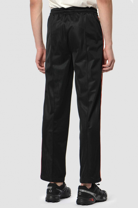 DAVID CATALÁN Black/Red Track Trousers 1