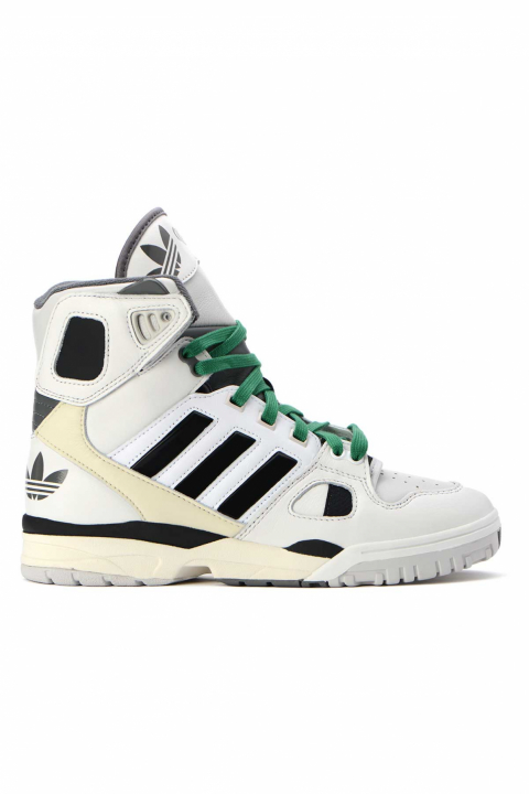 ADIDAS X KID CUDI Torsion Artillery Hi Green/White Sneakers 0