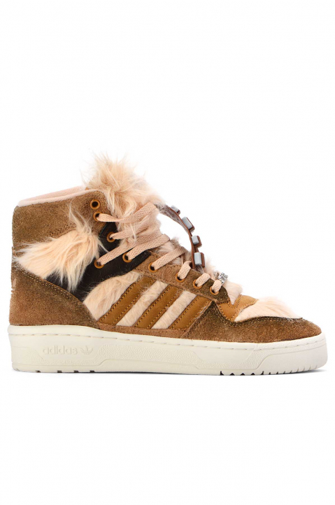 "STAR WARS x adidas Rivalry High ""Chewbacca"" 0"