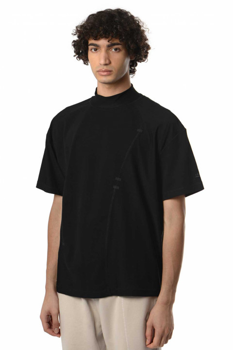 A-COLD-WALL* Black Double Layer Tee 0
