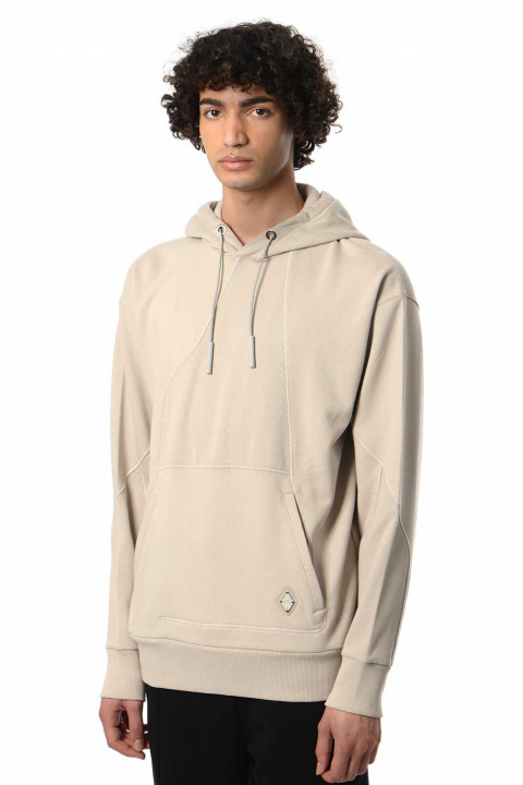 A-COLD-WALL* Cement Contour Line Hoody 0