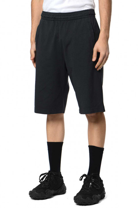 ACNE STUDIOS Washed Out Black Shorts  0