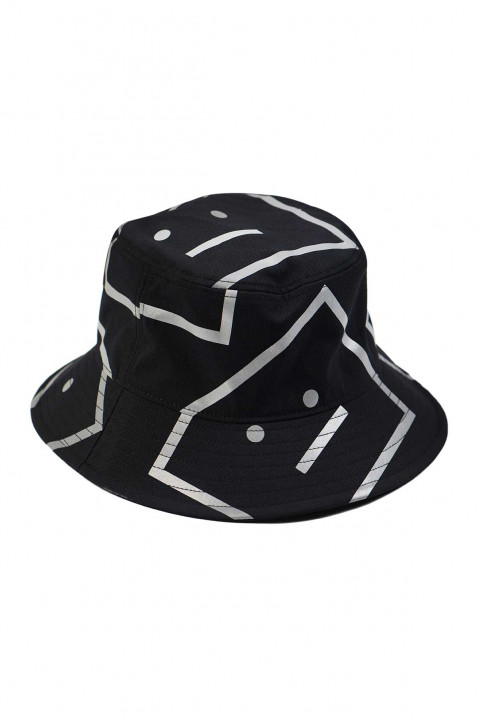 ACNE STUDIOS Face Bucket Hat Black 0