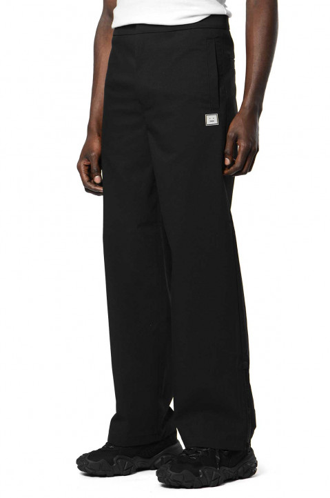 ACNE STUDIOS Wide Leg Black Trousers  0