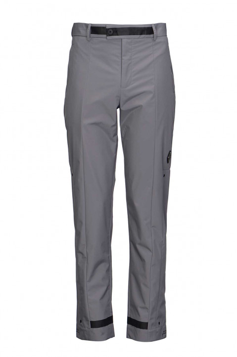 A-COLD-WALL* Essential Technical Grey Trousers  0
