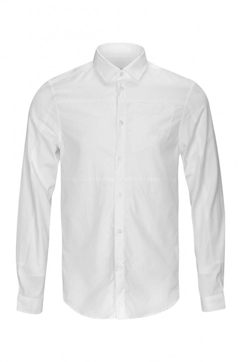 A-COLD-WALL* Essential White Dress Shirt 0