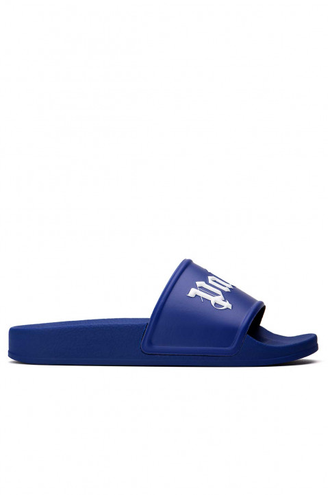 PALM ANGELS Blue Pool Slides 0