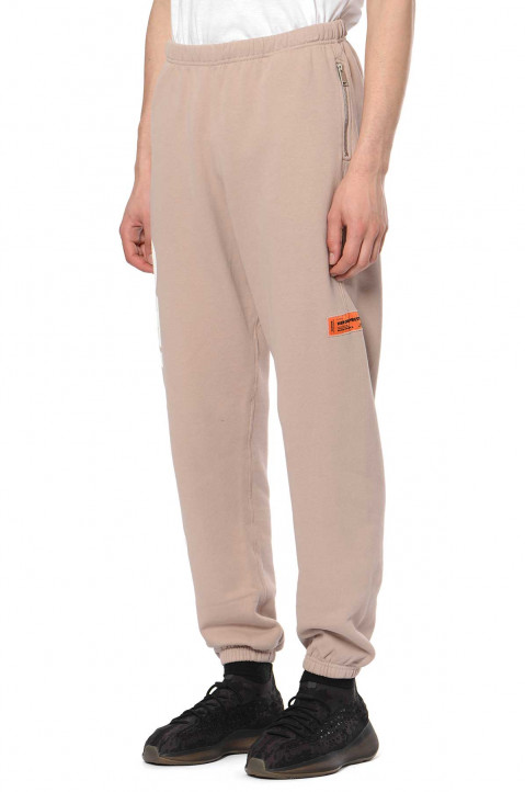 HERON PRESTON Halo CTNMB Taupe Pink Joggers  0