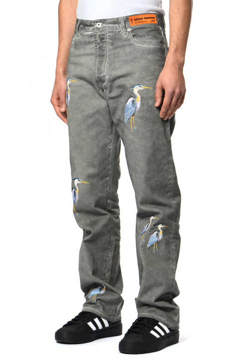 HERON PRESTON 5-Pocket Heron Jeans 0