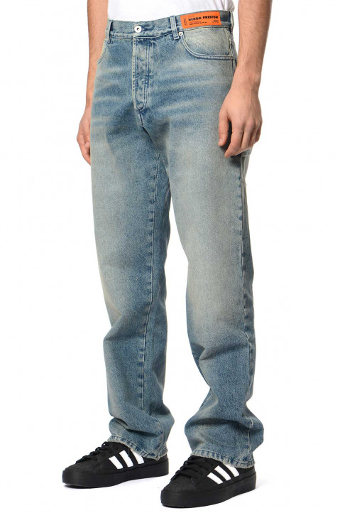HERON PRESTON 5-Pocket Work Jeans  0