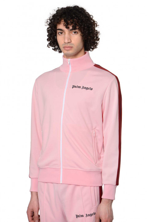 PALM ANGELS Pink Classic Track Jacket 0
