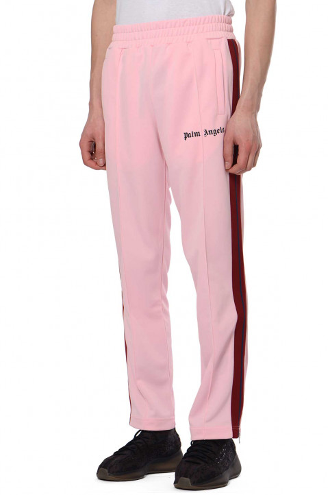 PALM ANGELS Pink Classic Track Trousers 0