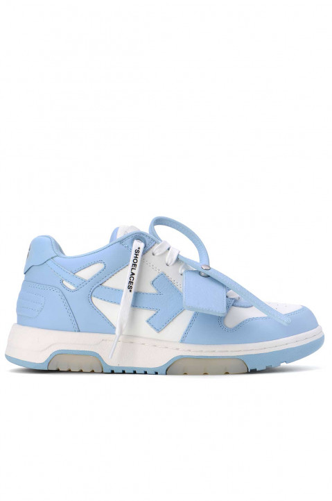 OFF-WHITE Out-Of-Office Light Blue Sneakers 0
