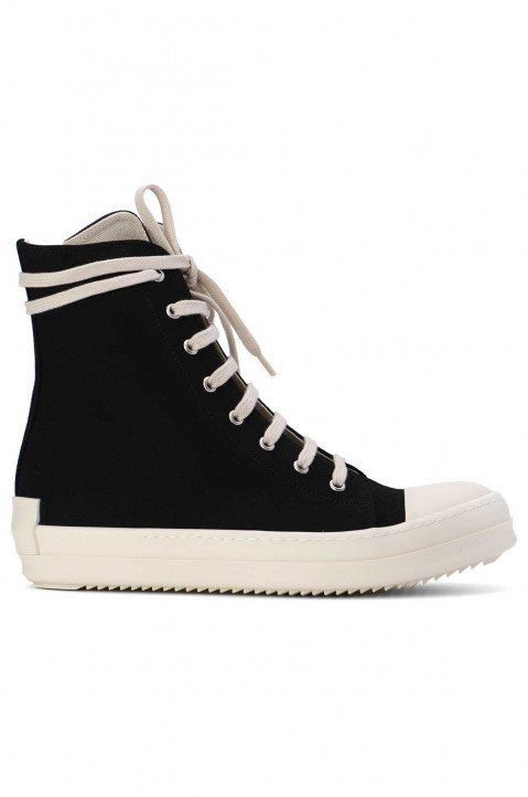 DRKSHDW Phlegethon Hi Top Black Sneakers 0