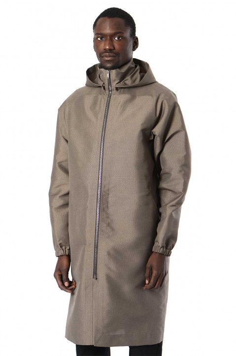 RICK OWENS Phlegethon Windpea Windbreaker Jacket 0