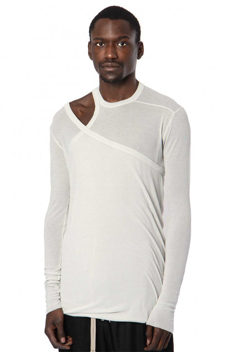 RICK OWENS Banana Ziggy Sweater  0