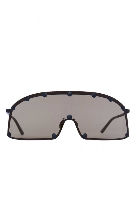 RICK OWENS Brown Shielding Sunglasses 0