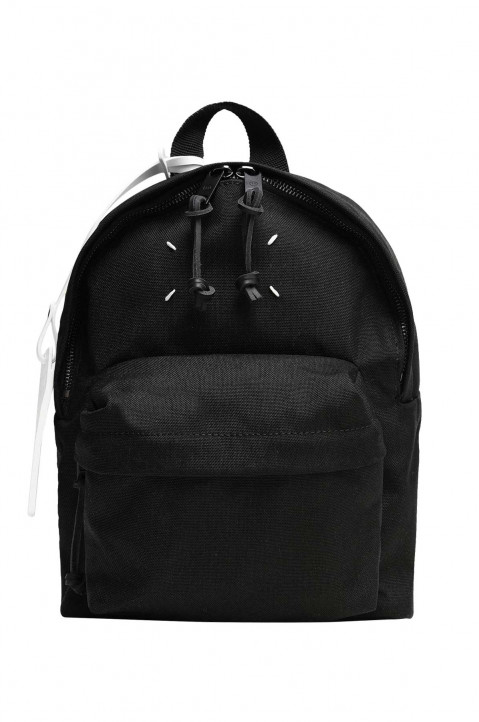MAISON MARGIELA 1CÔN Black Backpack 0
