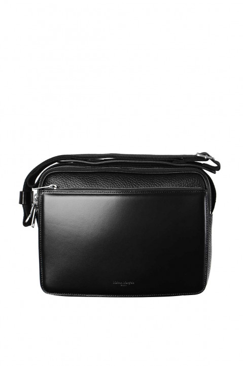 MAISON MARGIELA Black Shoulder Bag 0