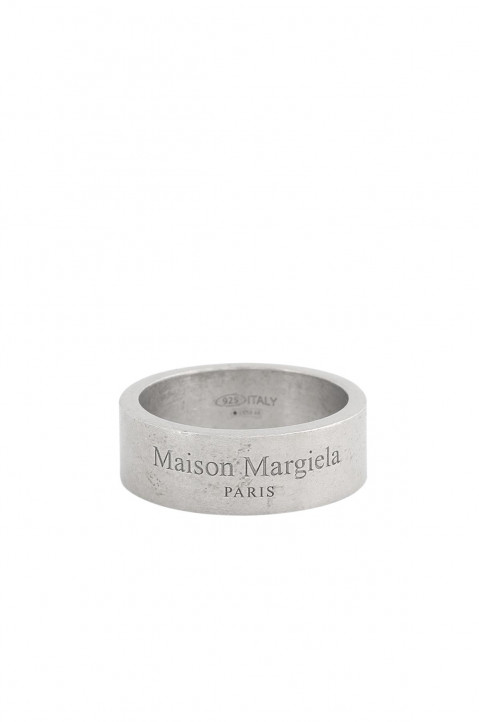 MAISON MARGIELA Logo Ring 0