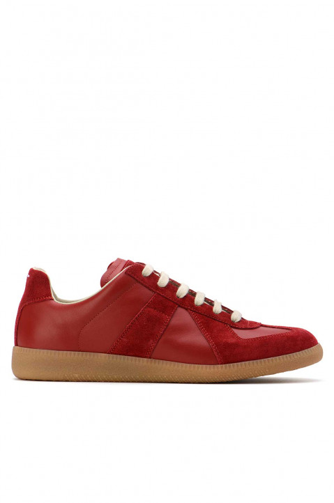 MAISON MARGIELA Replica Red Sneakers 0