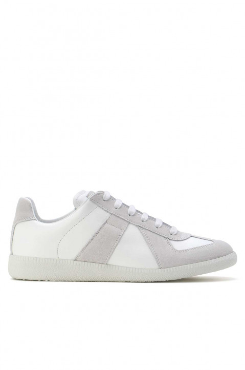 MAISON MARGIELA Replica All White Sneakers 0